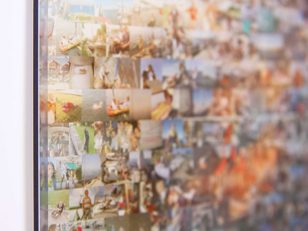 Aclyglas Mosaikbild Seite