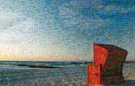 fotomosaik-strandkorb