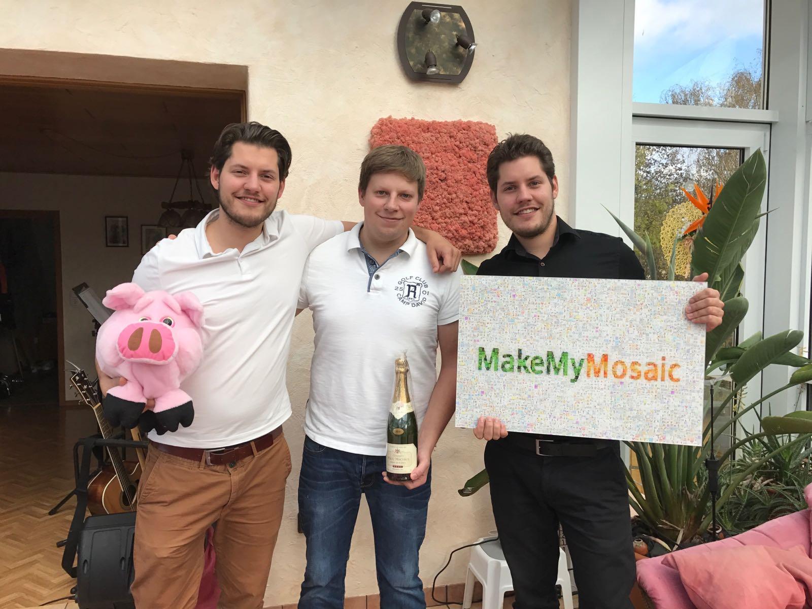 MakeMyMosaic Team